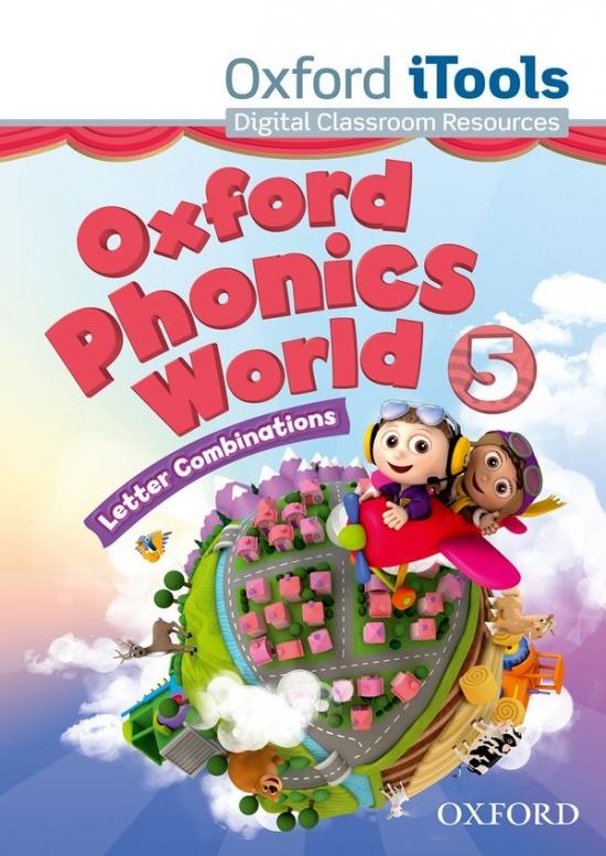 Oxford Phonics World 5 iTools