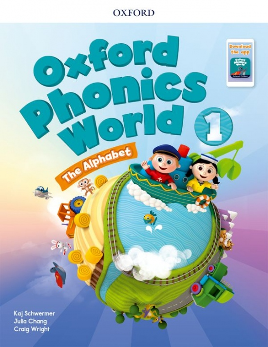 Oxford Phonics World 1 Student´s Book with App Pack : 9780194737999