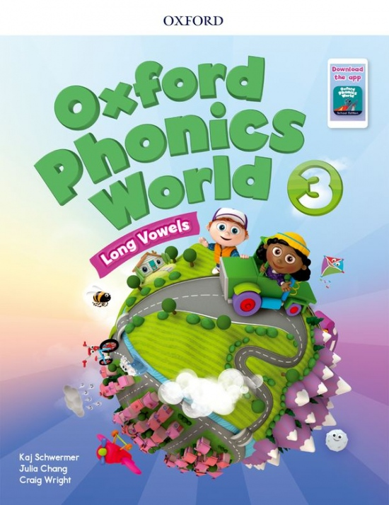 Oxford Phonics World 3 Student´s Book with App Pack