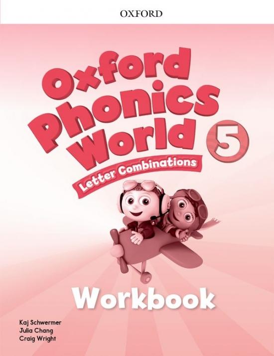 Oxford Phonics World 5 Workbook