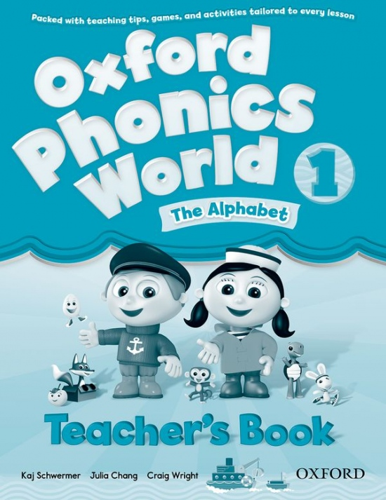 Oxford Phonics World 1 Teacher´s Book