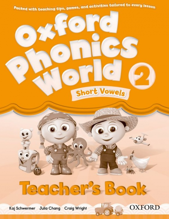 Oxford Phonics World 2 Teacher´s Book : 9780194596299