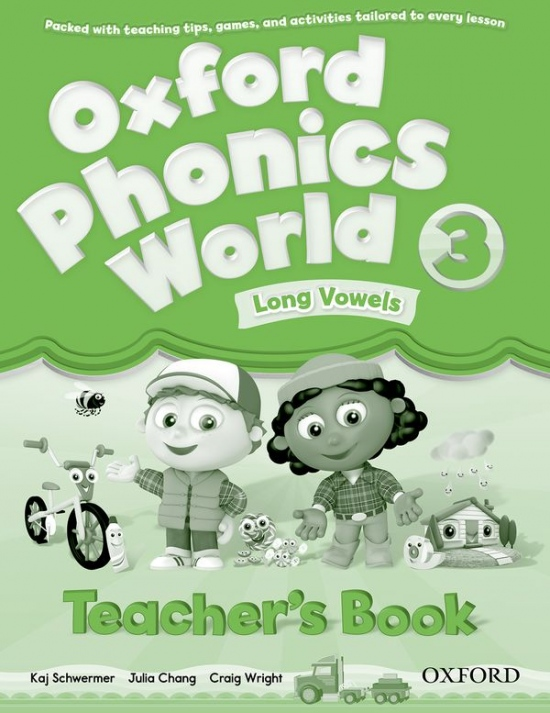 Oxford Phonics World 3 Teacher´s Book