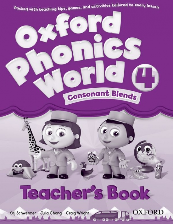 Oxford Phonics World 4 Teacher´s Book
