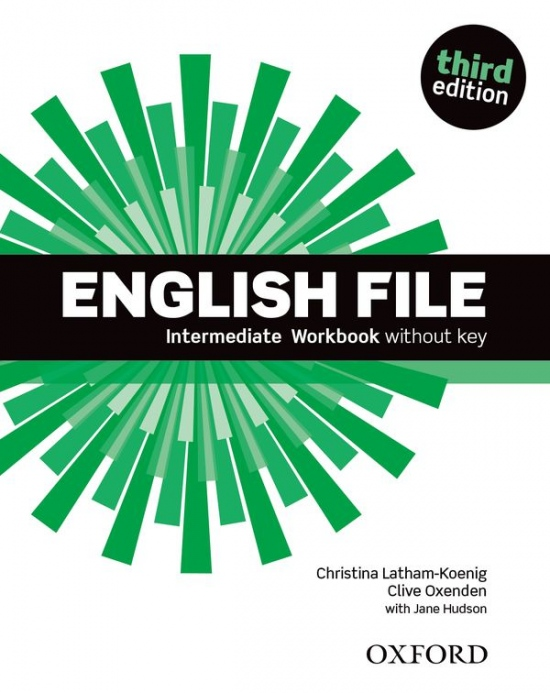 English File Intermediate (3rd Edition) Workbook Without Answer Key