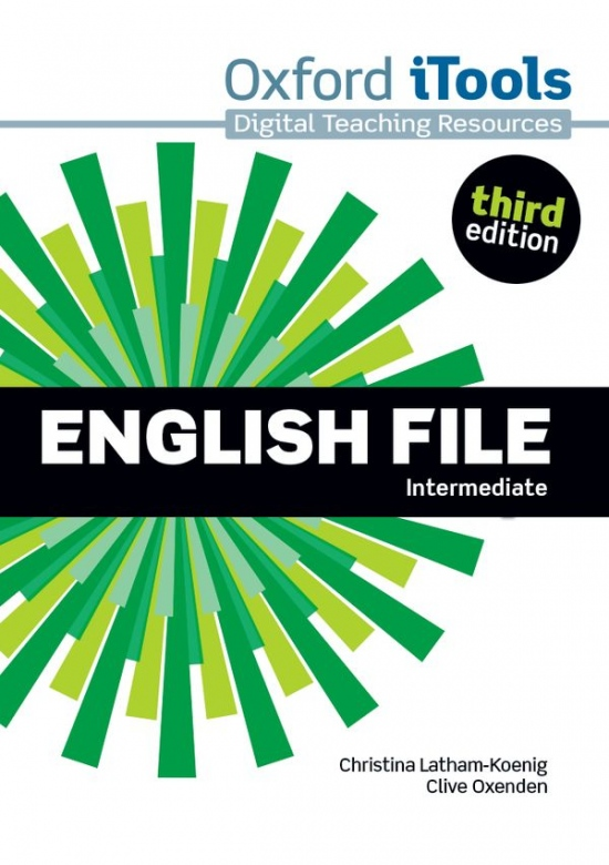English File Intermediate (3rd Edition) iTools DVD-ROM