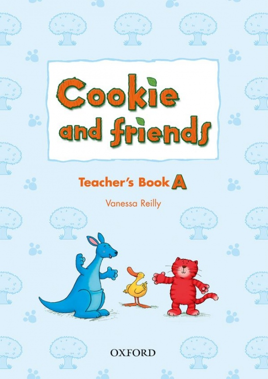 Cookie and Friends A Teacher´s Book