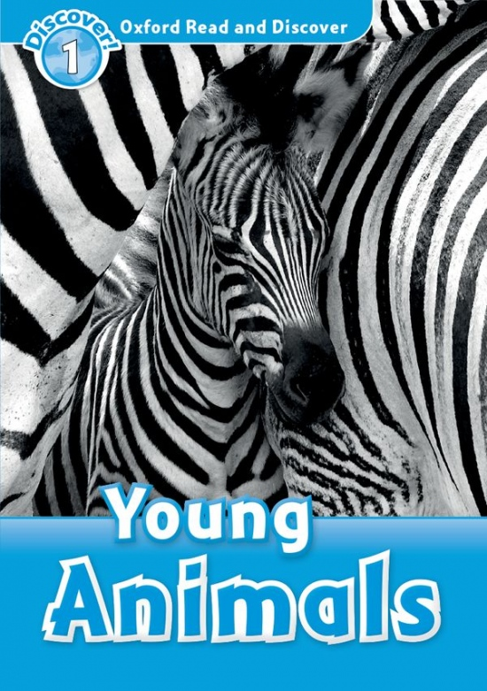 Oxford Read and Discover 1 Young Animals : 9780194646338