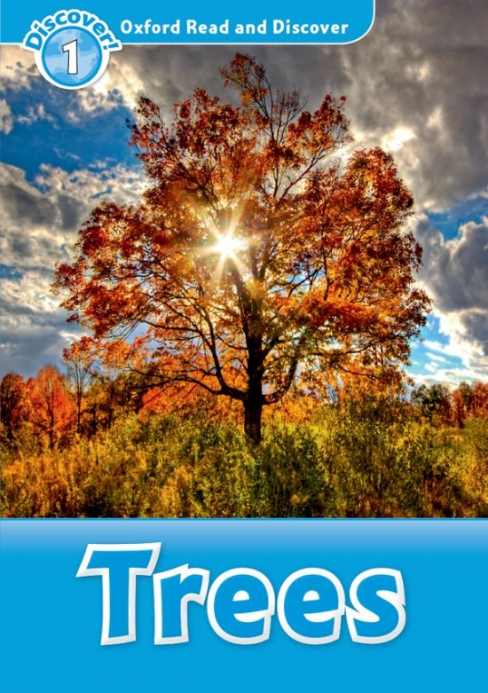 Oxford Read and Discover 1 Trees : 9780194646369