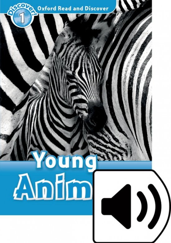 Oxford Read and Discover 1 Young Animals Mp3 Pack