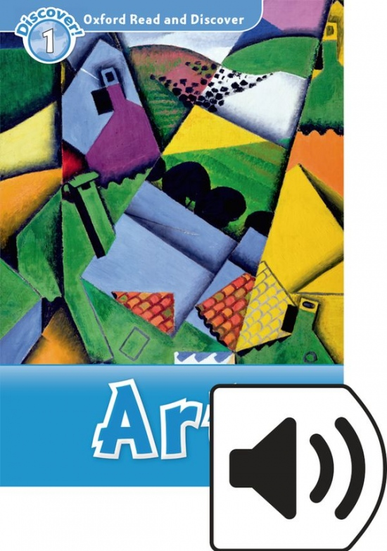 Oxford Read and Discover 1 Art Audio Mp3 Pack