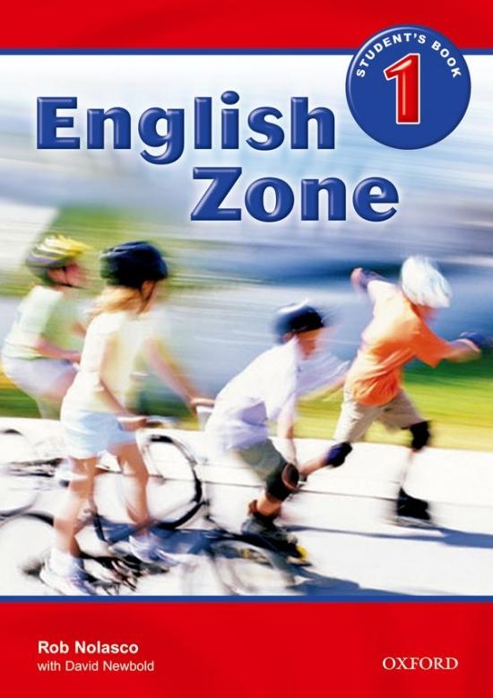 ENGLISH ZONE 1 STUDENT´S BOOK