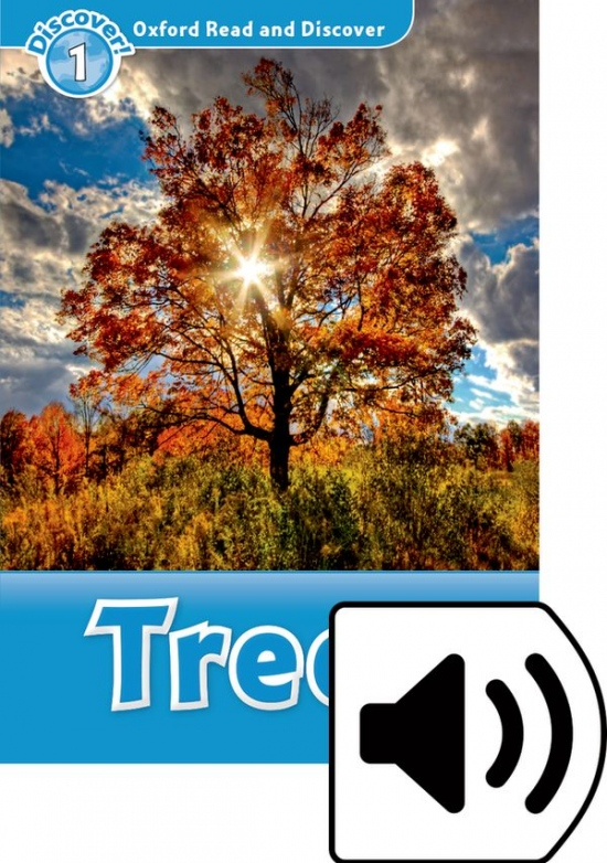 Oxford Read and Discover 1 Trees Audio Mp3 Pack