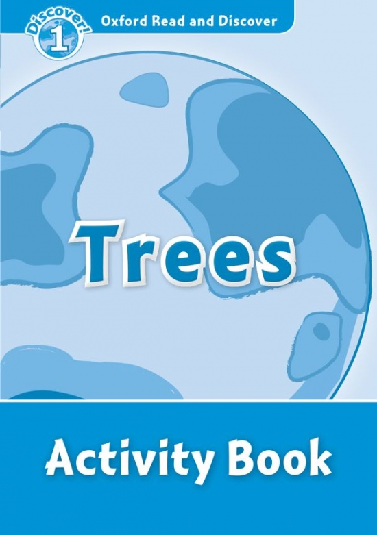 Oxford Read and Discover 1 Trees Activity Book