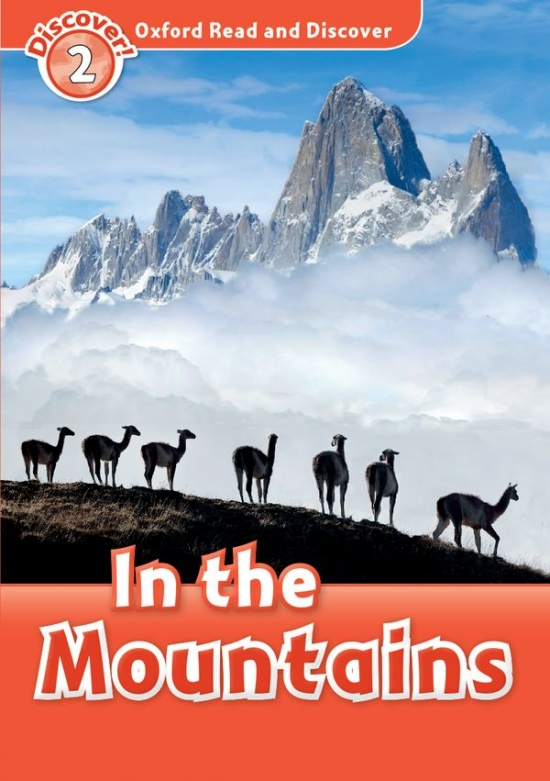 Oxford Read and Discover 2 In the Mountains : 9780194646871