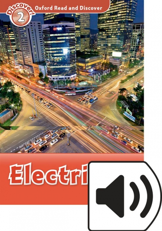 Oxford Read and Discover 2 Electricity Audio Mp3 Pack