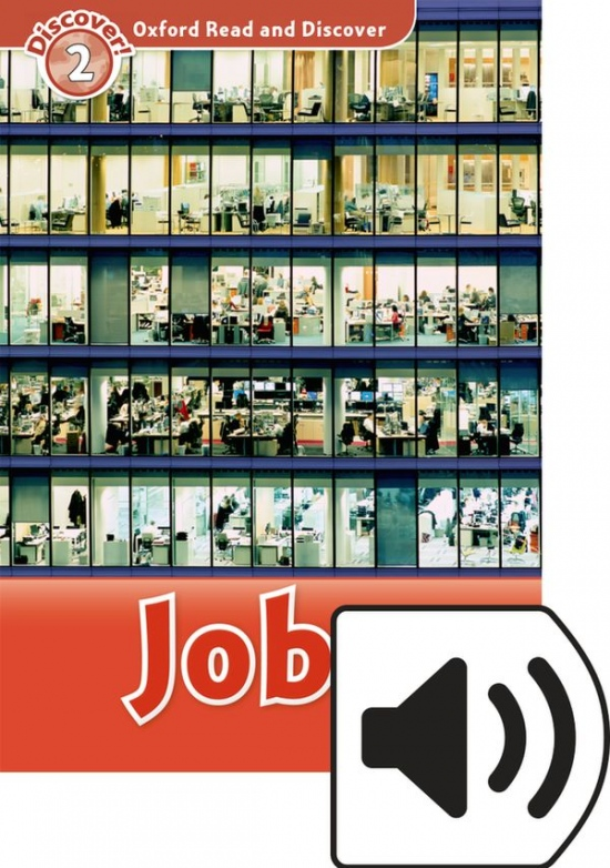 Oxford Read and Discover 2 Jobs Audio Mp3 Pack