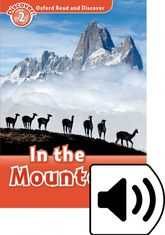 Oxford Read and Discover 2 In the Mountains Audio Mp3 Pack