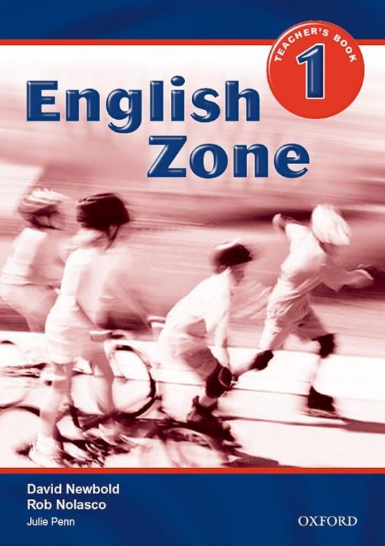 ENGLISH ZONE 1 TEACHER´S BOOK