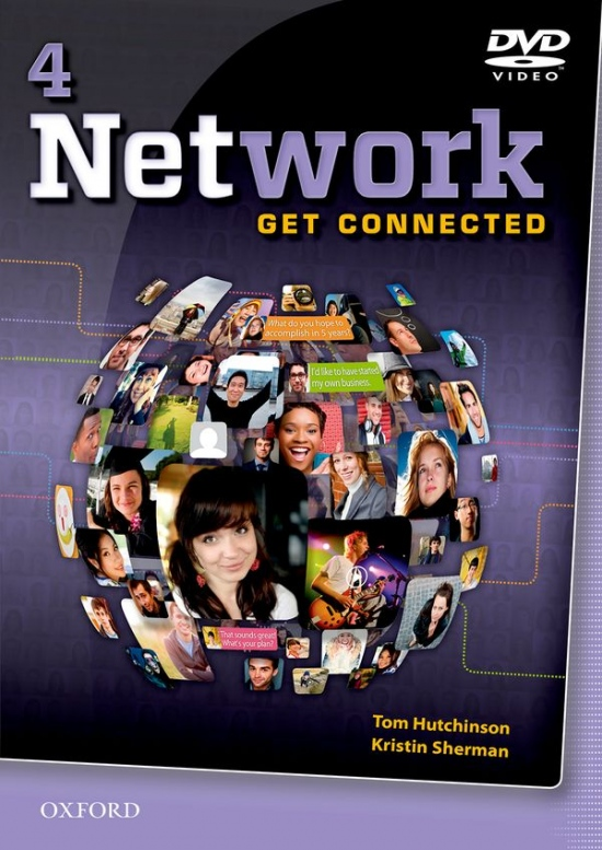 Network 4 DVD : 9780194672214