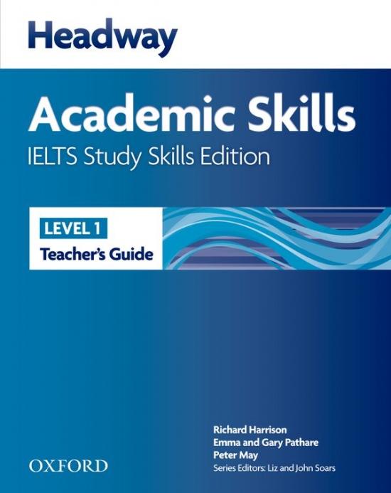 Headway Academic Skills 1 and IELTS Study Skills Teacher´s Book Pack : 9780194711234