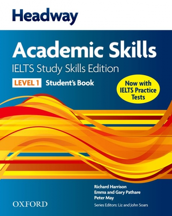 Headway Academic Skills 1 and IELTS Study Skills Student´s Book with Online Practice