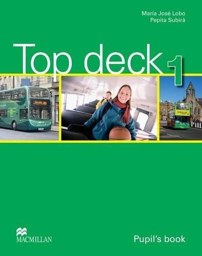 Top Deck 1 Pupil´s Book : 9780230412118