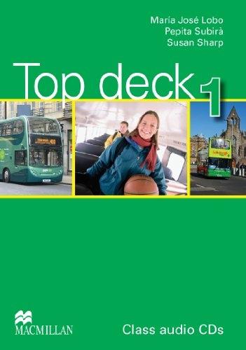 Top Deck 1 Class Audio CDs (3)