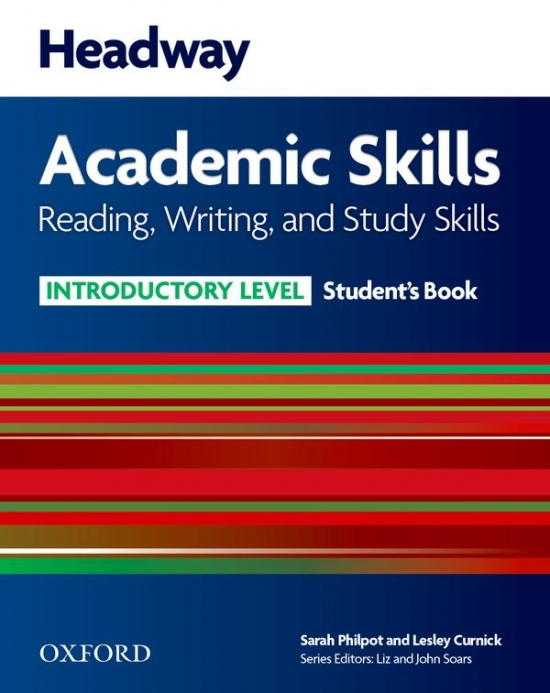 Headway Academic Skills Introductory Reading, Writing and Study Skills Student´s Book with Online Practice : 9780194741958