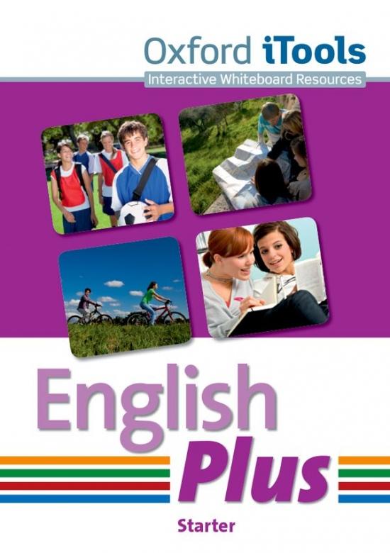 English Plus Starter iTools