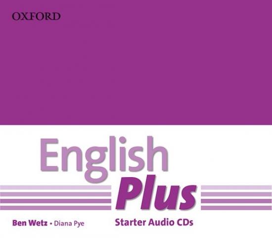 English Plus Starter Audio CDs (3) : 9780194749138