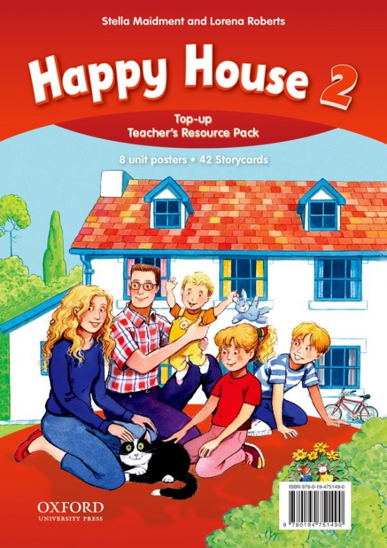 Happy House 3rd Edition 2 Top up Teacher´s Resource Pack : 9780194751490
