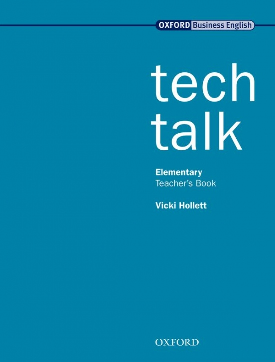 TECH TALK ELEMENTARY TEACHER´S BOOK