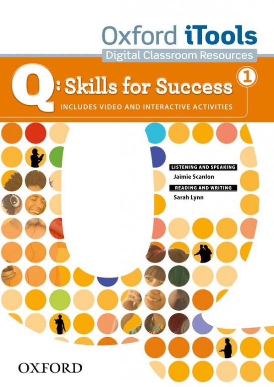 Q: Skills for Success 1 iTools : 9780194756884