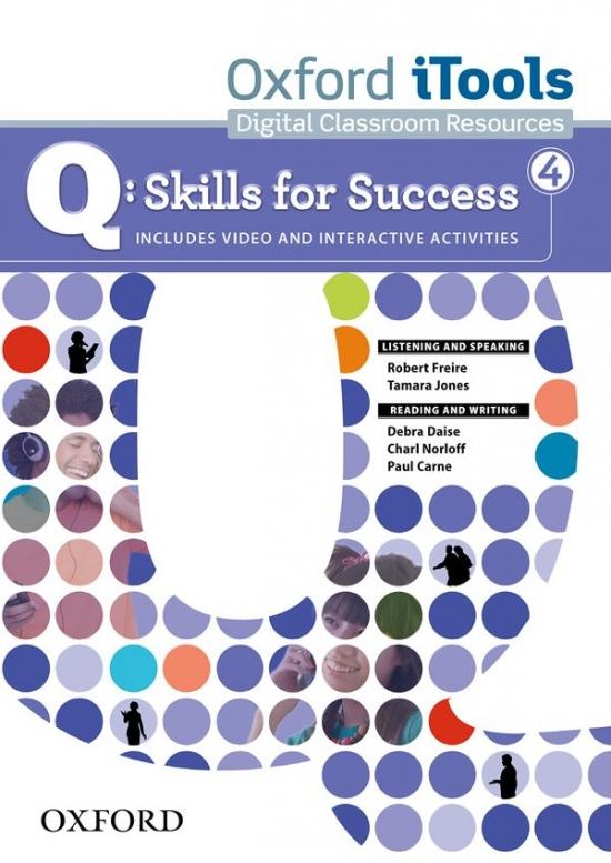Q: Skills for Success 4 iTools : 9780194756945
