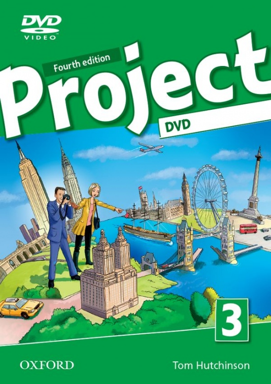 Project Fourth Edition 3 DVD : 9780194765756