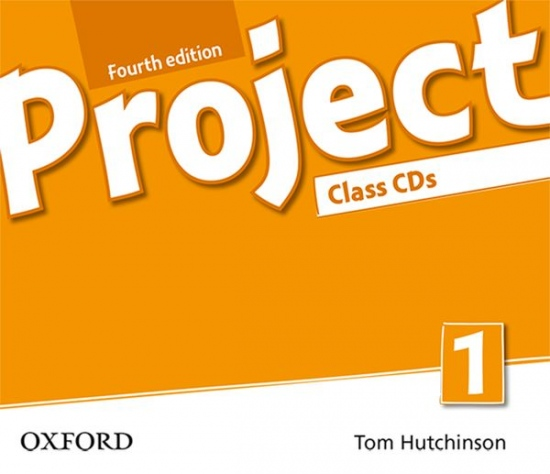 Project Fourth Edition 1 Class CD (2 Disc)
