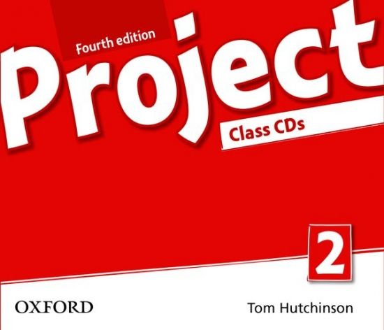 Project Fourth Edition 2 Class CD (2 Disc) : 9780194765916