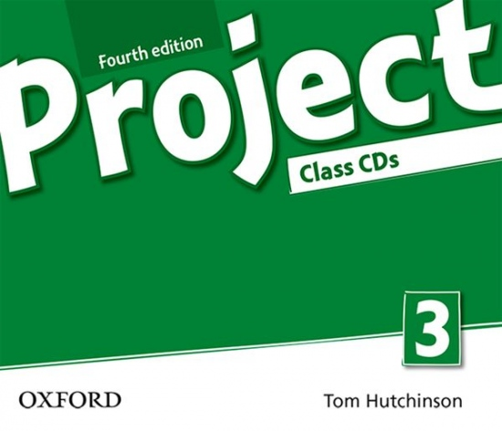 Project Fourth Edition 3 Class CD (2 Disc)