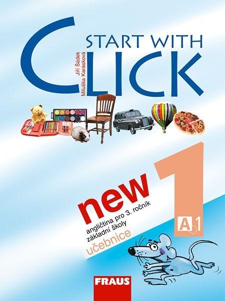Start with Click New 1 - Učebnice