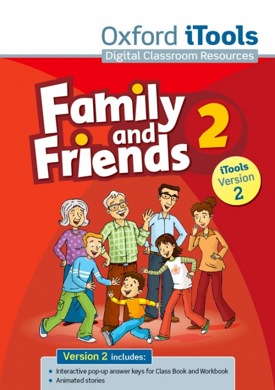 Family and Friends 2 iTools (Version 2) : 9780194814133