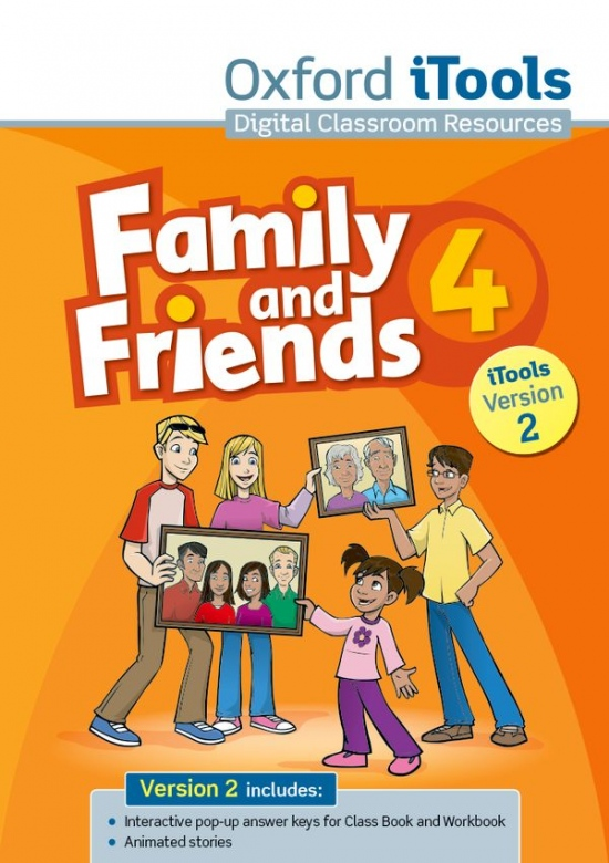 Family and Friends 4 iTools (Version 2) : 9780194814157