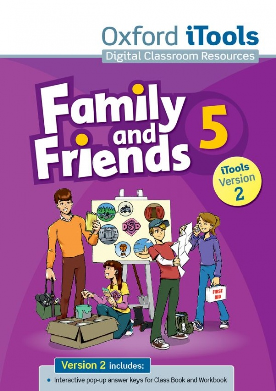 Family and Friends 5 iTools (Version 2) : 9780194814164
