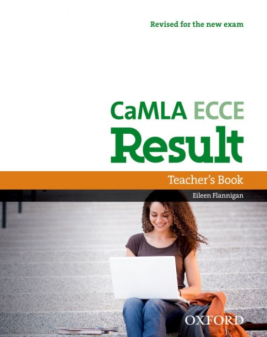 ECCE Result Cambridge & Michigan Language Assessment Teacher´s Book : 9780194817493