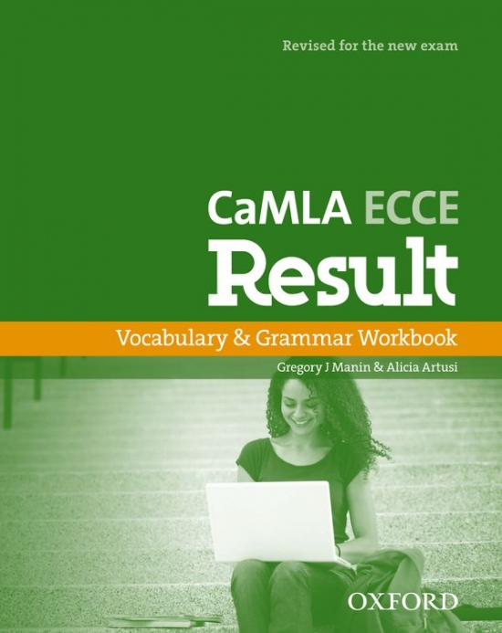 ECCE Result Cambridge & Michigan Language Assessment Vocabulary and Grammar Workbook