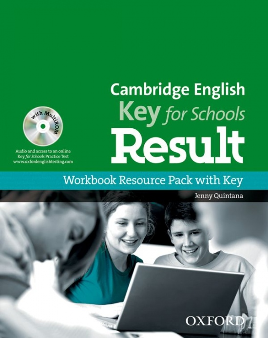 Cambridge English Key For Schools Result Workbook Resource Pack With Key