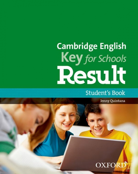 Cambridge English Key For Schools Result Student´s Book : 9780194817653