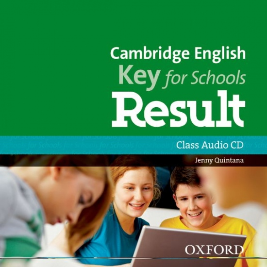 Cambridge English Key For Schools Result Class Audio CD