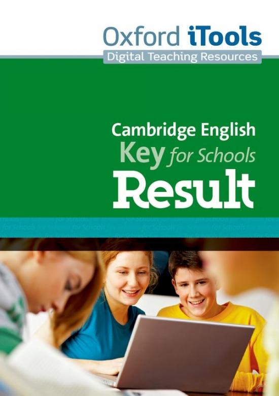 Cambridge English Key For Schools Result iTools DVD-ROM