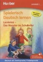 Spielerisch Deutsch lernen - Lernkrimi - Das Monster im Schulkeller : 9783192294709